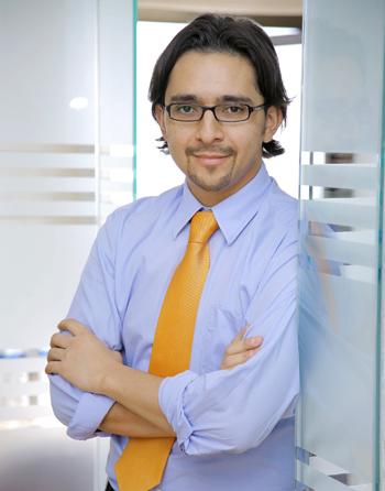 Director Comercial de Facebook Sud Europa, Diego Oliva