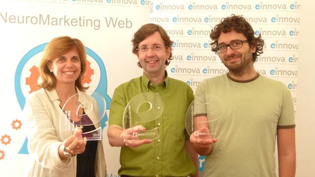 Premio Mejor empresa de creación y analítica web