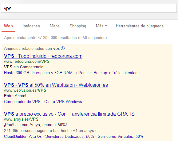 vps-adwords