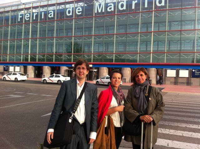 einnova feria de Madrid