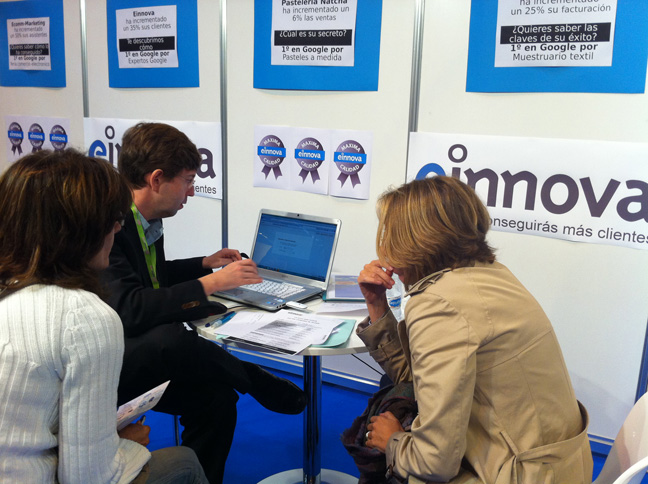 einnova feria marketing online