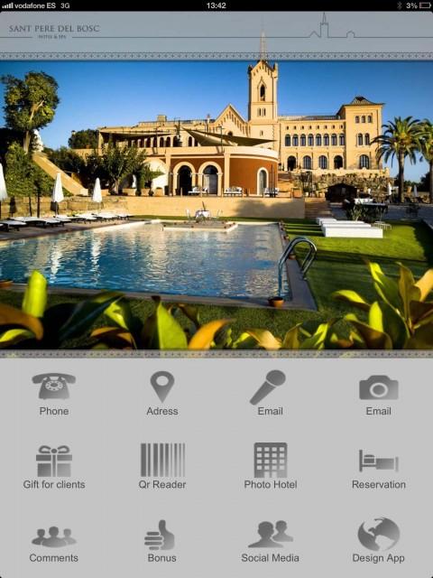 Foto App Sant Pere del Bosc 1