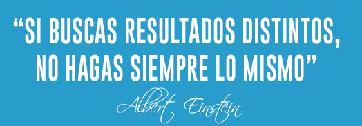 einnova cita Albert Einstein
