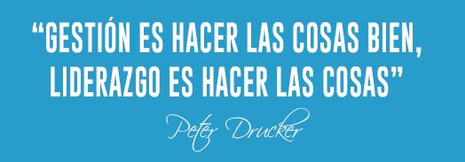 einnova cita Peter Drucker