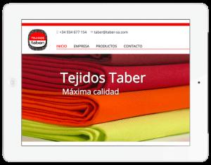 Posicionamiento Web Barcelona Taber