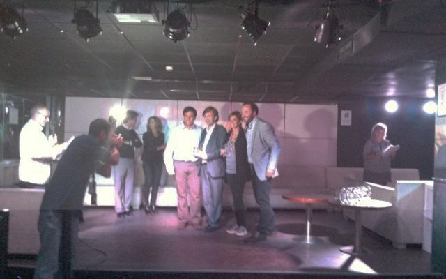 Einnova recibe premio Eshow 2012