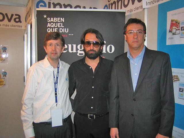 Saben Aquel que Diu, productora de Reugenio, ya se beneficia de las ventajas de las aplicaciones para móviles de Einnova