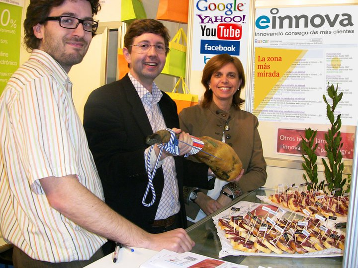 Cliente Jamón Jabugo con NeuroMarketing