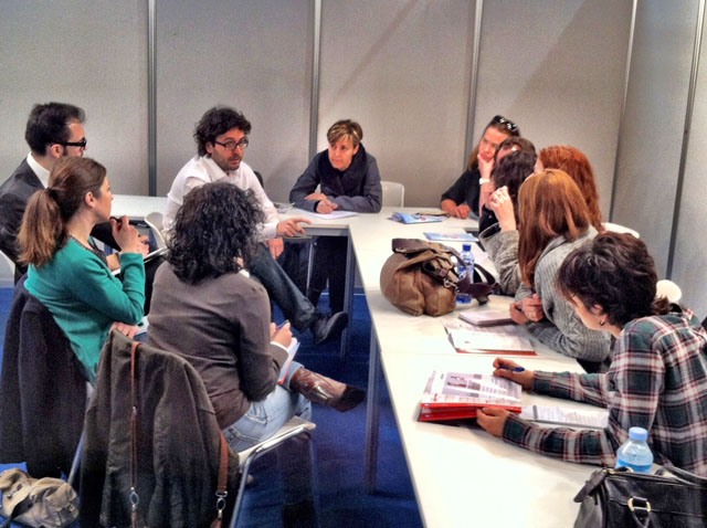 """Jordi Rosell en el eCoffee """"Cómo y cuándo marcar las URL de un site para mejorar el SEO"""""""