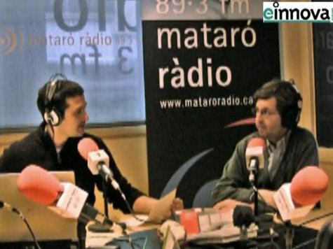 Antoni Biada, fundador d'Einnova parlant sobre el MàrquetingLow Cost