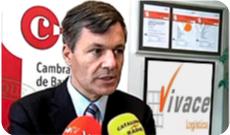 Vivace Logística S.A., Fausto Serra Soci fundador, client des de l'any 2000